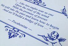 Jasa Cetak Custom Buku Misa Pemberkatan Pernikahan by Buku Liturgi Perkawinan