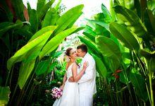 Intimate Wedding of Nikolay and Olga by WakaGangga Resorts