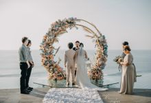 Nicky & Kent Wedding by KAMAYA BALI