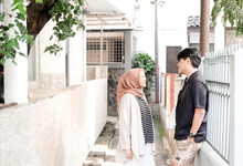 Jamalul & Ulya Couple Session #1 by Agah Harsa Photo