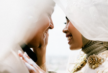 The Wedding of Alvina & Wira (Akad) by Agah Harsa Photo
