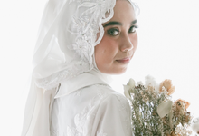 The Wedding of Alvina & Wira (Resepsi) by Agah Harsa Photo