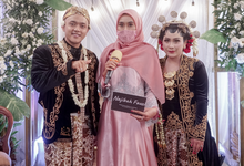AKAD NIKAH (New Normal) - Nuke dan Agam by MC Najibah Fauzi