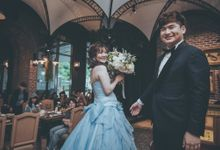 Christoper & Maria Wedding by GoFotoVideo