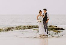 Hiro & Ai Pre-Wedding Session In Tegal Wangi Beach by Satrya Photography
