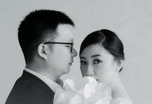 Philip & Iriene Prewedding by Agis Makeup Artist