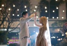 Wedding Photo of Agil dan Handiki by Mazally Photography
