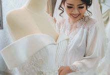Irene & Adit Wedding Preparation by GoFotoVideo