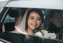 Resepsi dan Pemberkatan Irene & Adit at Central Resto by GoFotoVideo