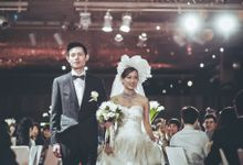 Dany & Andria Wedding by GoFotoVideo