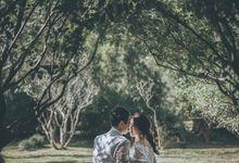 Prewedding of Kristin & Robin by GoFotoVideo