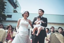 Outdoor Holy Matrimony of Yohan & Cici by GoFotoVideo