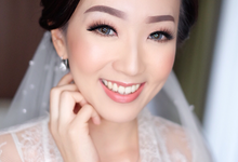 Bride lenny by Agnes Yosi Make Up Artist