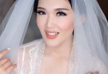 Bride to be Mrs Annie by Agnes Yosi Make Up Artist