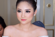 Brides Mrs syennnie by Agnes Yosi Make Up Artist
