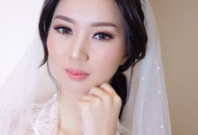 Mrs. Meliana by Agnes Yosi Make Up Artist