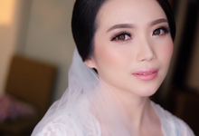 Mrs. Riezka by Agnes Yosi Make Up Artist