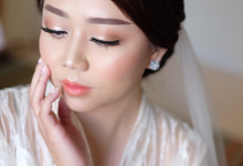 bride to be Mrs. stella by Agnes Yosi Make Up Artist