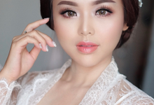 Bride to be Mrs juliany by Agnes Yosi Make Up Artist