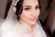 Bride to be Mrs, Sonya by Agnes Yosi Make Up Artist