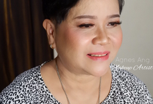 Makeup for Mom of Bride/Groom by AgnesAng Makeup
