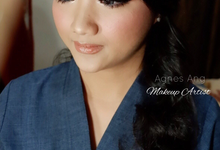 Test makeup for bride to be  by AgnesAng Makeup
