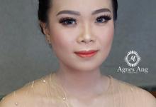 Sister of Bride/Groom by AgnesAng Makeup