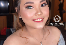 Sister of Bride/Groom by AgnesAng Makeup