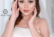 Wedding Makeup (Bride) by AgnesAng Makeup