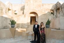 Edwin & Yunita Prewedding by agnesraharjoo