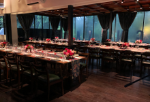 Intimate Wedding Dinner by Agneya