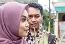 The Engagement of Rama & Nisa by Agora Pictures