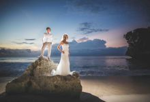 Agota & Balazs Wedding Day by Ferry Tjoe Photography