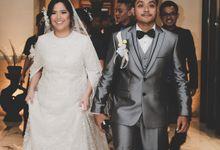 Acara Akad Nikah dan Resepsi Pernikahan Gaby Yuda by D'soewarna Planner & Organizer