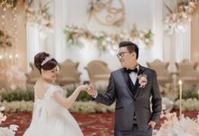 Agung & Sarah by Maestro Wedding Organizer