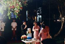 Wedding MC by Agung Vabian MC Bali