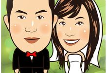 Agung & Lia by Zeto Wedding Animation