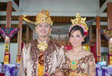 Agus & Ina by Soka Indah