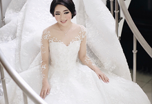 The wedding of Ken ferry & Angeline by AGVSTA by Bethania
