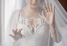 The wedding of Julius & Helena by AGVSTA by Bethania