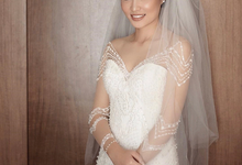 The wedding of Timotius & Stacy by AGVSTA by Bethania