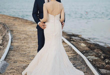 The wedding of Andre & Anggie  by AGVSTA by Bethania