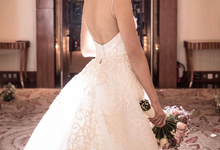 The wedding of Richard & Sally by AGVSTA by Bethania