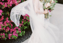 The wedding of David & Miya by AGVSTA by Bethania