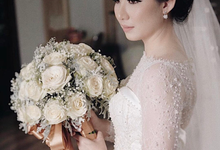The wedding of Livia & Partner by AGVSTA by Bethania
