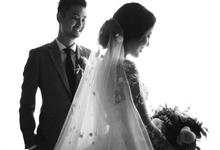 The wedding of Andy & Sharon by AGVSTA by Bethania