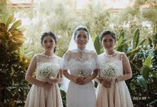 Bali Destination Wedding by Mariyasa