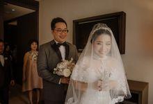 Bali Destination Wedding by Mariyasa