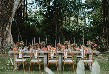Garden Wedding by Averie Hous
