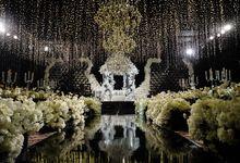Elsen & Tessa Wedding by Fairmont Jakarta